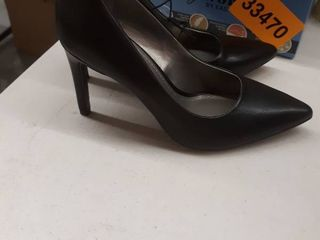 Women s black dress high heel size 6 5
