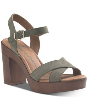 American Rag Shana Sandals  Size 9 5M