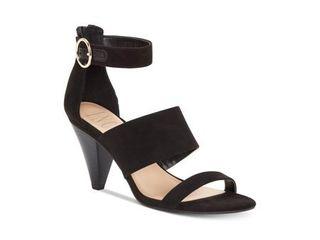 INC International Concepts Womens gavi Open Toe Ankle Strap Classic Pumps  Size 7M