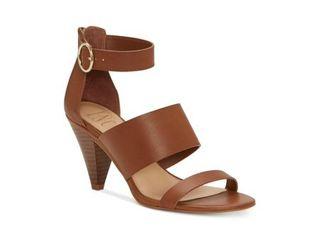 INC International Concepts Womens gavi Open Toe Ankle Strap Classic Pumps  Size 9M