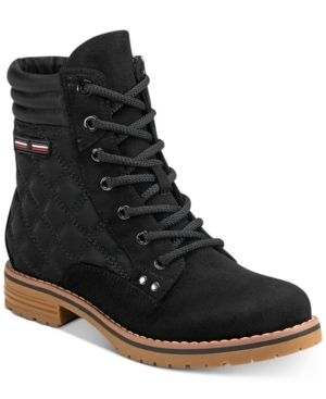Tommy Hilfiger Women s Onella Booties Women s Shoes  Size 6M