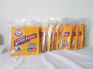 lot of 13 Arm   Hammer Universal litter Filter