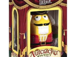 M M s  Nutcracker Sweet  Chocolate Candy Dispenser