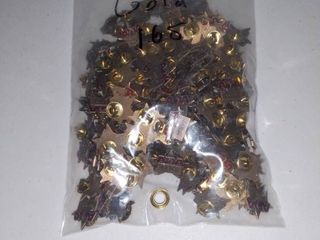 lot of ADA American Dance Awards Gold Pins