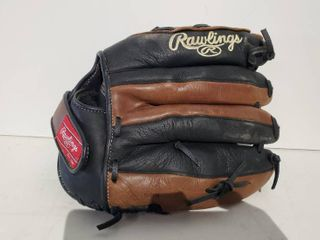 Rawlings  Zero Shock Sting Reduction Baseball Glove with Basket Web