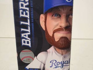 KC Royals Danny Duffy Collectible Figure