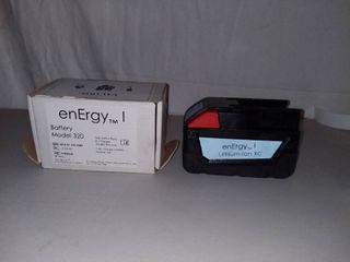 enErgy I Battery Model 320 lithium Ion XC