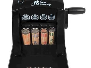 Royal Sovereign QS 1 Manual Coin Sorter  Pennies Through Quarters
