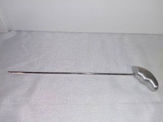 12 Inch Stainless Steel Medical Incision Tool with Handle