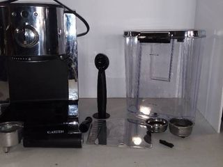 Klarstein Passionata Coffee Maker In Great Condition With Accessories