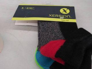 3pair boys medium 7 8 1 2 low cut socks