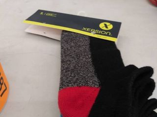 3 pair boys large 9 11 low cut socks