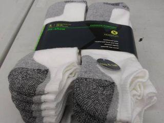 8 pair mens 12 16 no show socks