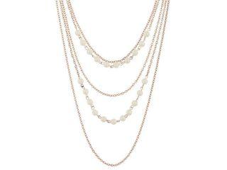 Decree Womens 6MM Strand Necklace