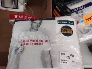 pack of mens 2 xl xt crew neck shirts