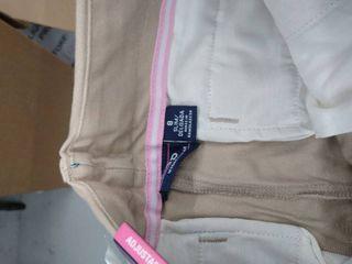 Girls Khaki Pants
