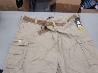 Men s Khaki Shorts