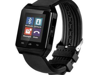 Q7 Unisex Black Strap Watch Wm3326blk 003