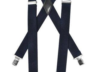 Dockers 1 frac12  Poly Cotton Suspenders
