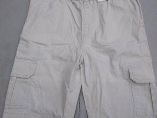Boys Khaki Shorts
