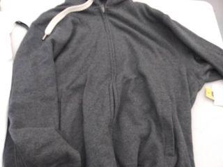 men s zip up hoodie 3xlt dirty