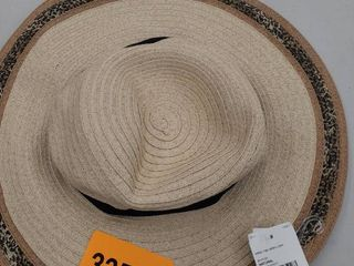 August hat company floppy hat