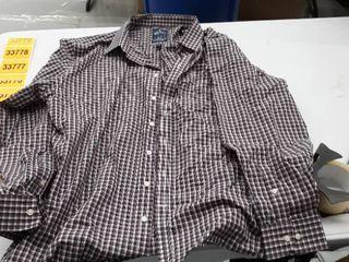 Mens shirt 18in 36 37