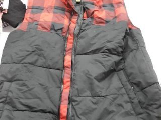 Men s large tall vest