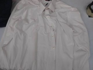 mens Xl long sleeve stained