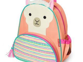 Toddler Skip Hop Zoo Pack llama Backpack   Pink