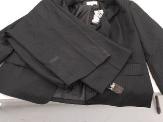 women s 18w suit jacket and pants dirty