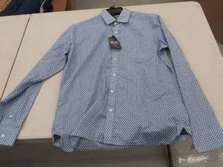 men s medium 15 15 1 2  shirt