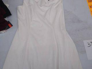 Women s size 10 dress dirt on collar