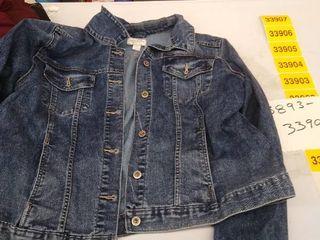 Women s jeans jacket XXl