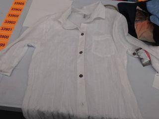 women s large shirt  dirty