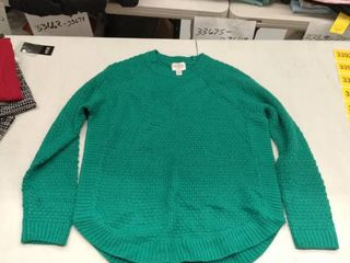 St  Johns Bay Sweater  Size PS