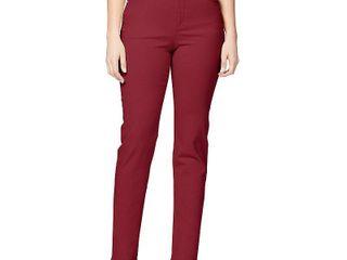 Women s Gloria Vanderbilt Amanda Classic High Waisted Tapered Jeans  Size  8
