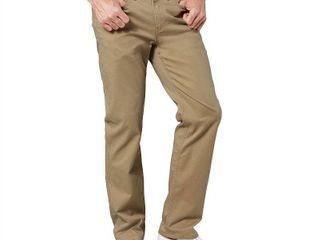 Dockers Men s Straight Fit Jean Cut Khaki All Seasons Tech Pants