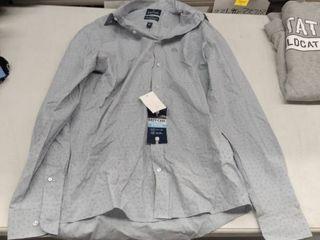 Stafford Dress Shirt  Size 15 5  34 35