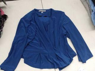 Danny and Nicole Dress Jacket  Size 1X