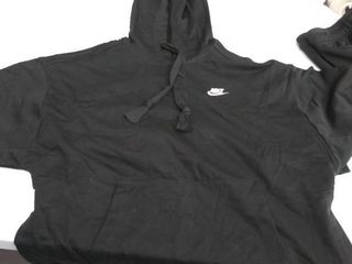 women s large nike sweat outfit