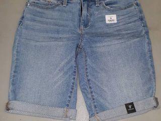 Womens Jean Shorts