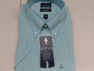 Stafford Shirt  Size 17 5