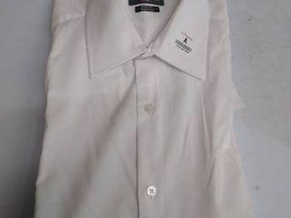 Men s Dress shirt 15 5 in 32 33 stain collar