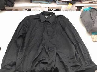 Van Heusen Dress Shirt  Size 18 34 35