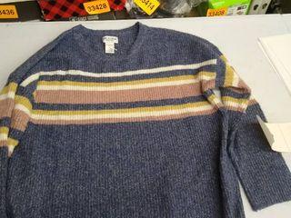 Women s sweater Xl