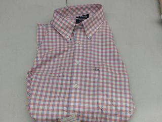 Stafford Dress Shirt  Size 17 32 33