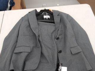 women s suit jacket and pants  size 10