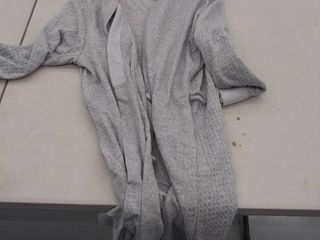 women s robe  no tie XXl