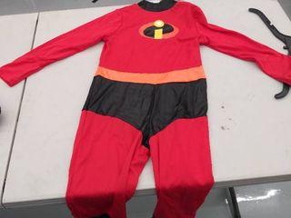 7 8 children s incredibles costume